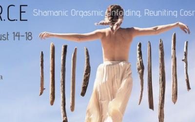 Shamanic Orgasmic Unfolding, Reuniting Cosmos & Elementals